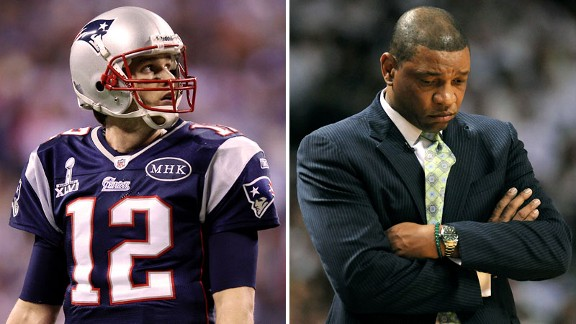 Tom Brady, Doc Rivers 