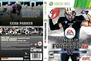 Washington Parker cover