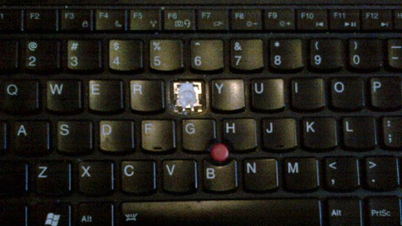 Bill Simmons's keyboard