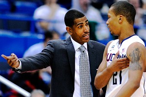 Kevin Ollie, Omar Calhoun
