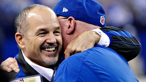 Colts revel in win for Chuck Pagano