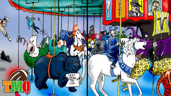 TMQ coaches carousel