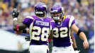 Adrian Peterson and Toby Gerhart