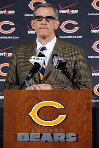 Bears: Phil Emery elevates expectations