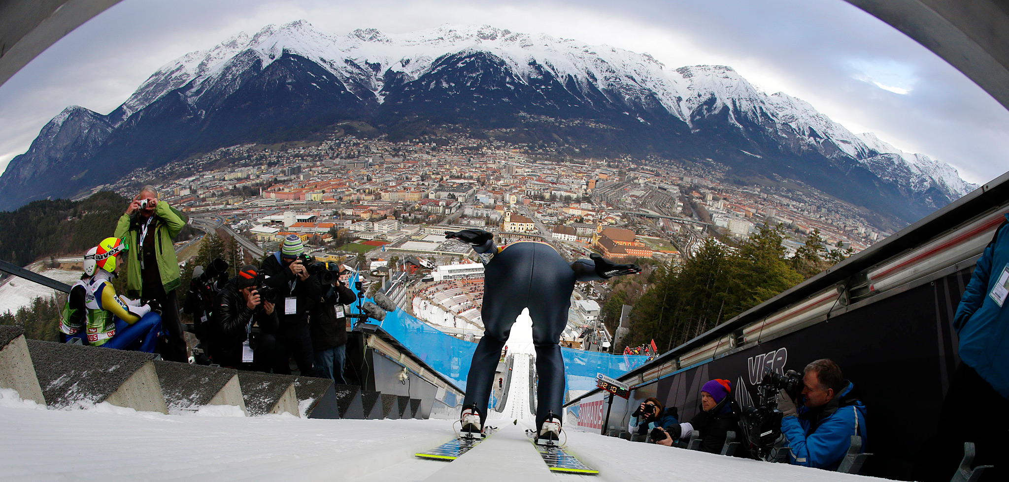 Four Hills Ski Jumping Tournament