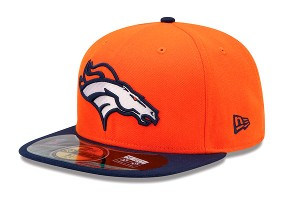Broncos hat
