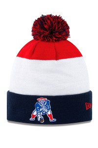 Patriots knit cap