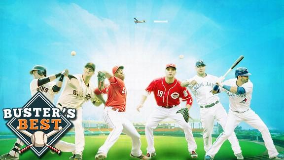 10 mejores alineaciones en MLB
