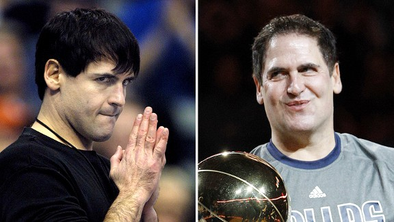 Weekend Dime -- Mark Cuban's anniversary