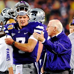 Collin Klein, Bill Snyder