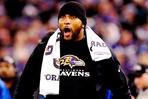Baltimore's Ray Lewis