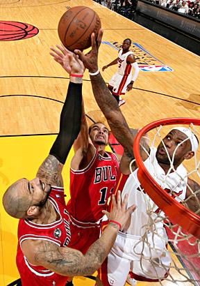Bulls-Heat