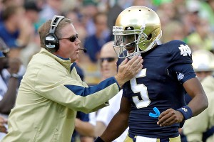 Brian Kelly, Everett Golson