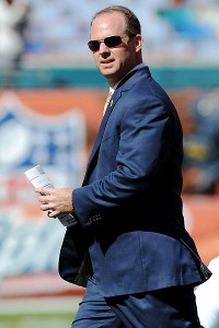 Can the Dolphins trust GM Jeff Ireland?