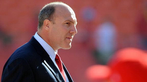 Scott Pioli's program never took flight
