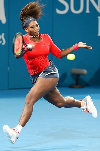 Expect more from Serena Williams in 2013.