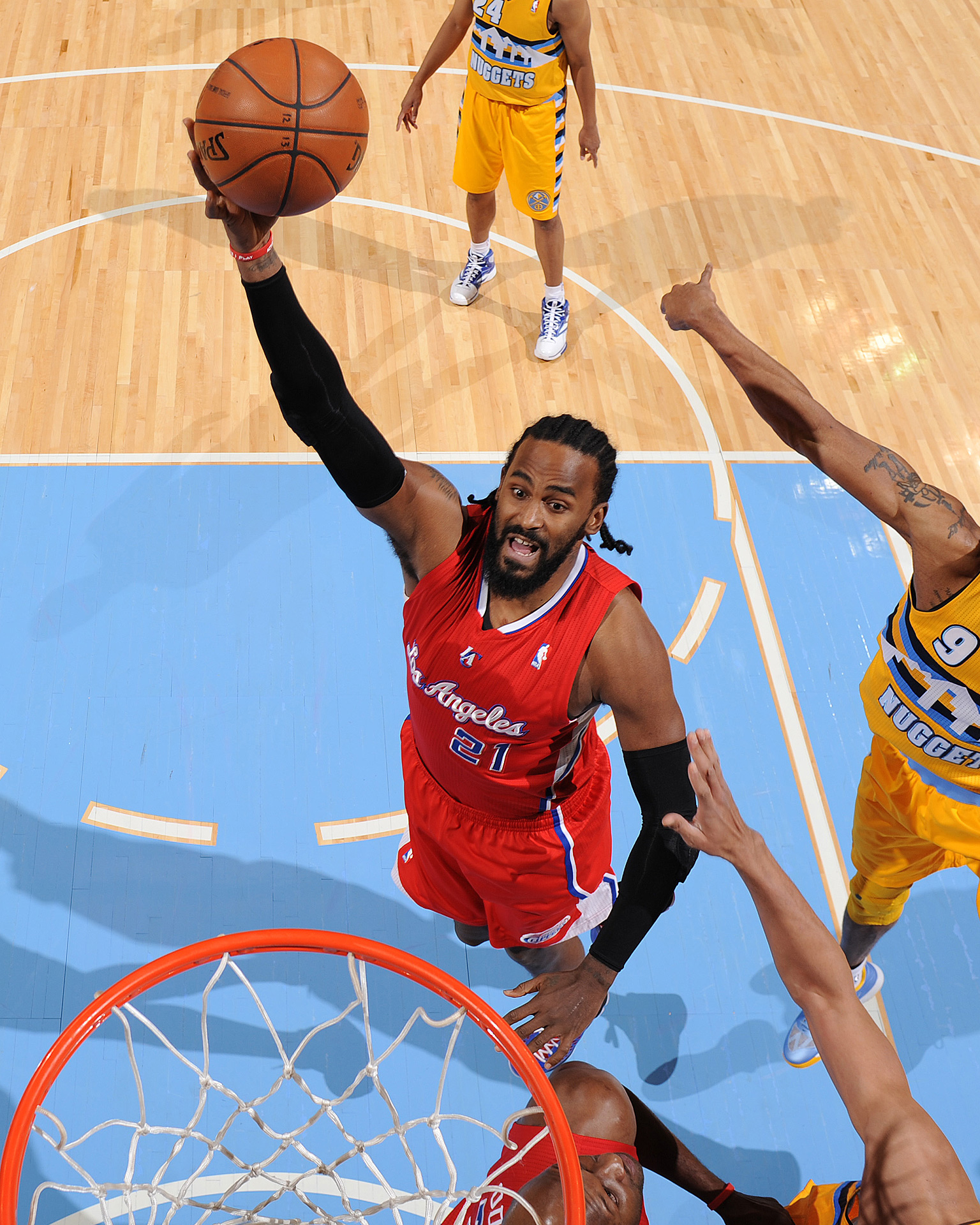 Game 1 Denver Nuggets Los Angeles Clippers: Lakers & Clippers Photos Of The Week