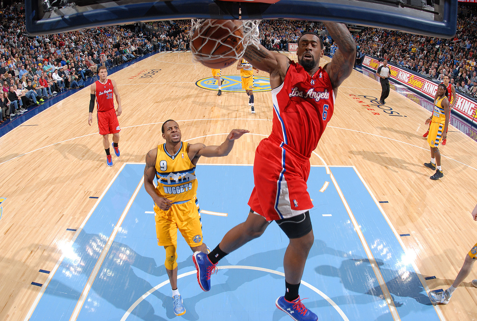 deandre jordan lakers clippers photos of the week