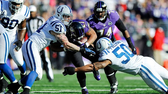 2012 nfl wild card playoffs indianapolis colts vs baltimore ap photonick wass ray rice voltagebd Gallery