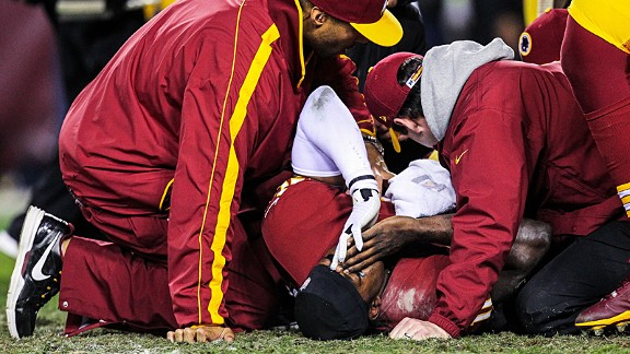 RG III injury: Q&A with Stephania Bell