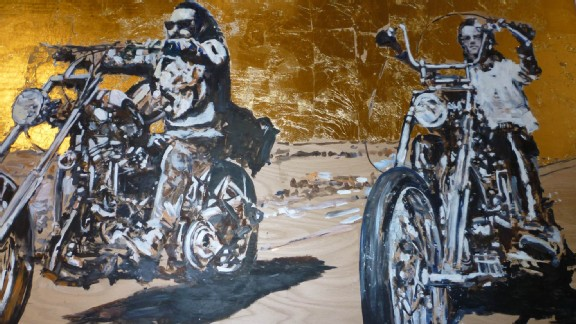 Brooks and Hein's 'Easy Rider.'