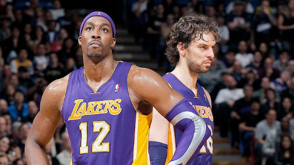 Dwight Howard-Pau Gasol