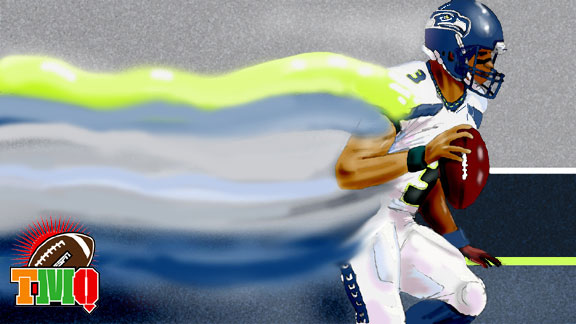 Seattle Seahawks quarterback Russell Wilson, Tuesday Morning Quarterback