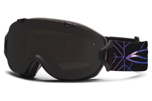 The Sarah Burke Memorial I/OS goggle from Smith Optics.