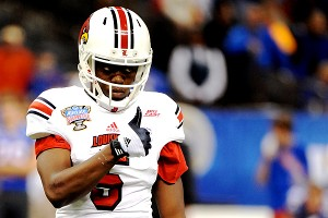 Louisville's Teddy Bridgewater
