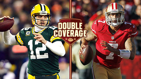 Rodgers/Kaepernick
