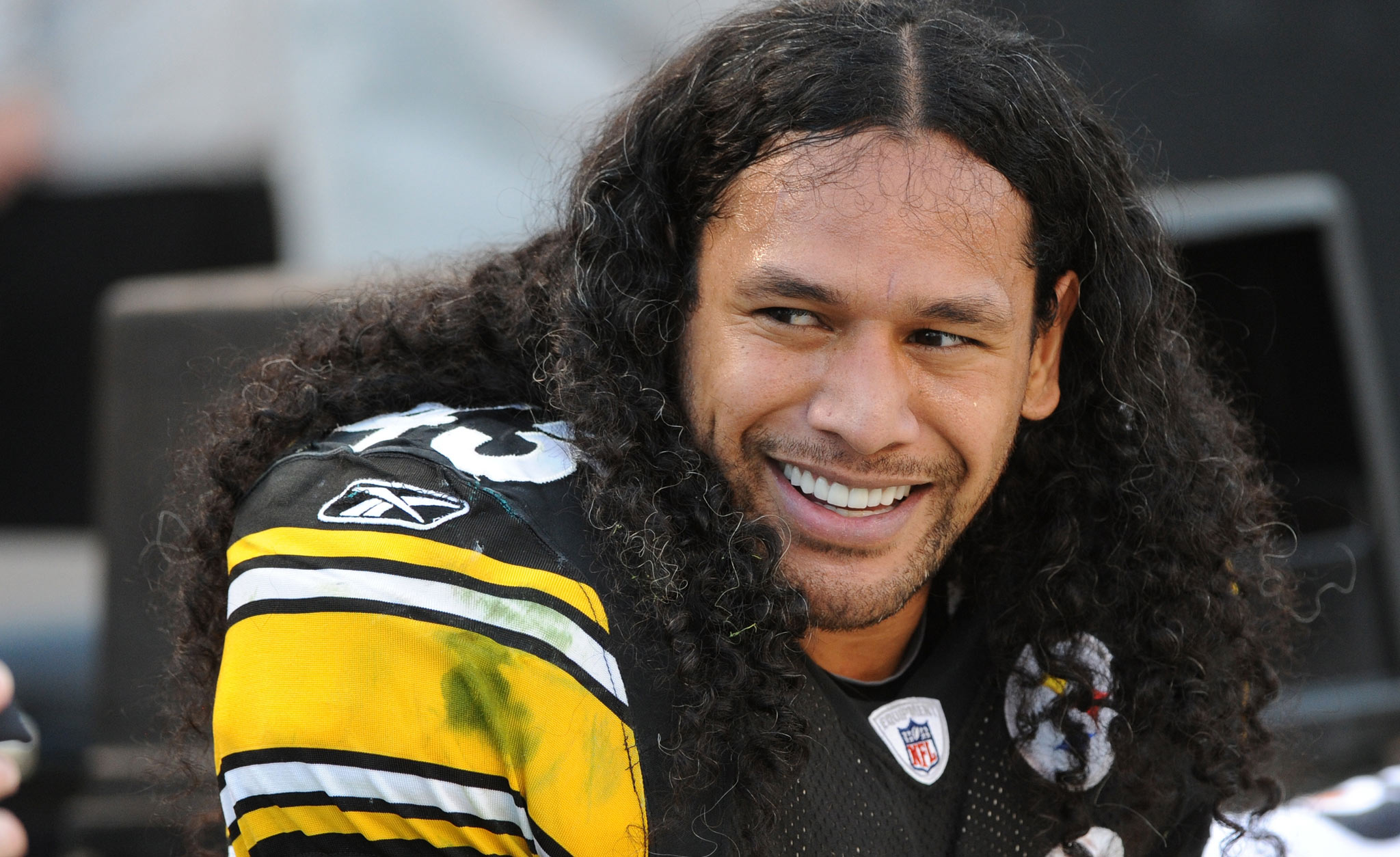 Image result for troy polamalu
