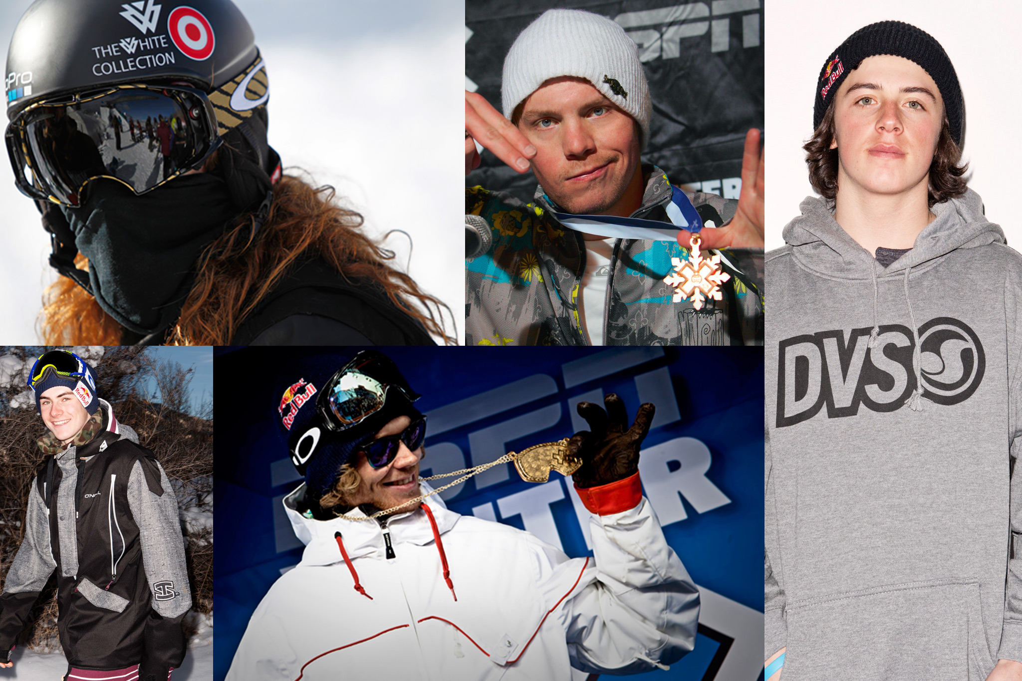 Heroes of X Games Slopestyle