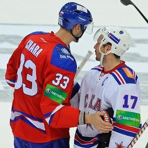 Ilya Kovalchuk, Zdeno Chara