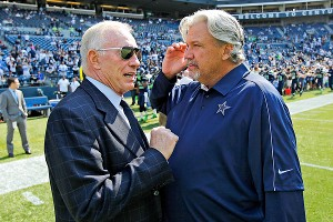 Jerry Jones, Rob Ryan