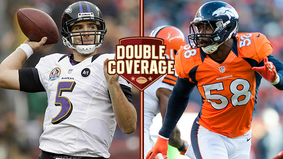Double Coverage: Ravens at Broncos