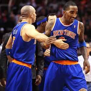 Jason Kidd and J.R. Smith