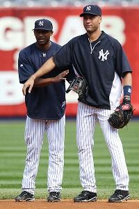 Núñez Jeter Yankees