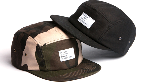 Operativ's new five-panel camper hat.