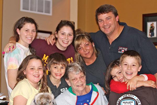 Dunne Family