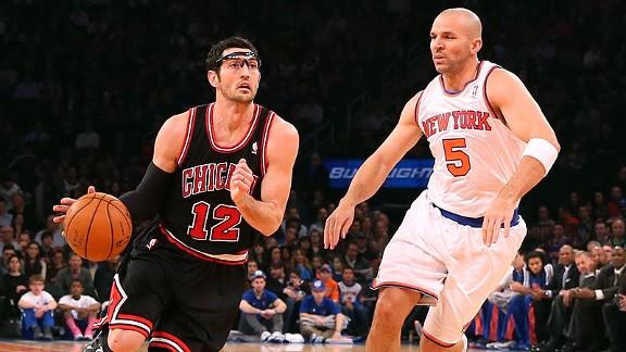 ESPN.com - Bulls player review: Kirk Hinrich