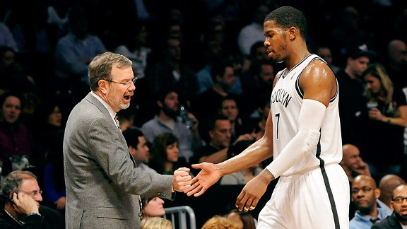 P.J. Carlesimo, Joe Johnson