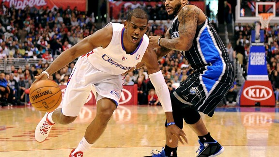Jameer Nelson, Chris Paul