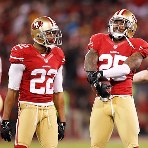 Carlos Rogers and Tarell Brown