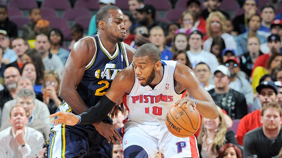 Greg Monroe, Paul Millsap