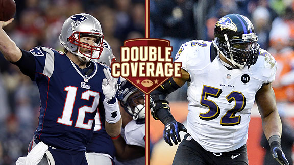 Double Coverage: Ravens at Patriots