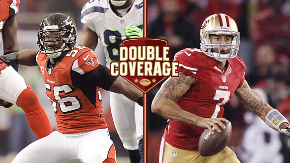 Double Coverage: 49ers at Falcons