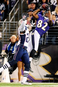 2013 NFL playoffs -- New England Patriots, Baltimore Ravens have new
