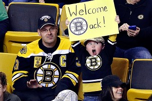 Bruins Fan