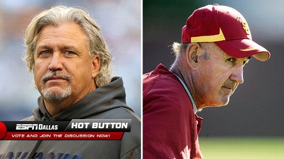 Rob Ryan and Monte Kiffin