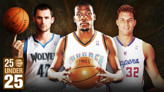 NBA 25 Under 25